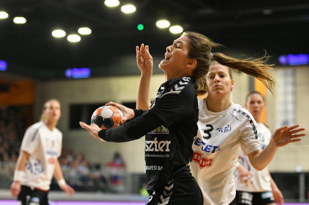 EHF-kupa: Döntetlen a csoportrangadón