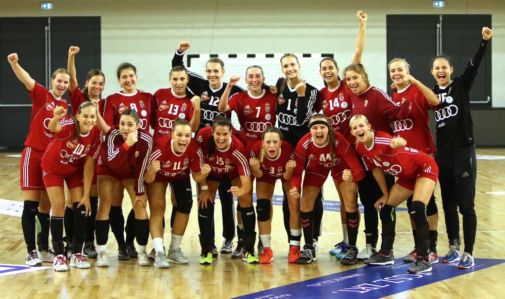 Két győzelemmel zárta siófoki felkészülését a magyar női junior válogatott