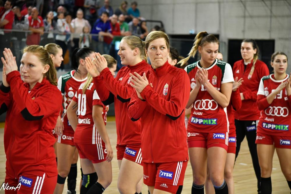 Magyar győzelem a Kiss Szilárd Sportcsarnokban