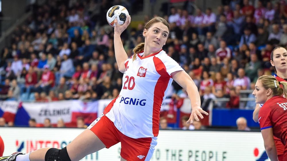 Joanna Drabik érkezik a Lublintól