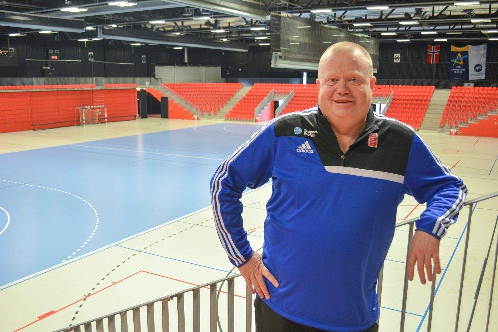 Hivatalos: Nyártól Tor Odvar Moen a Siófok KC új vezetőedzője