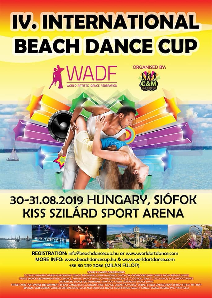 IV. Beach Dance Cup