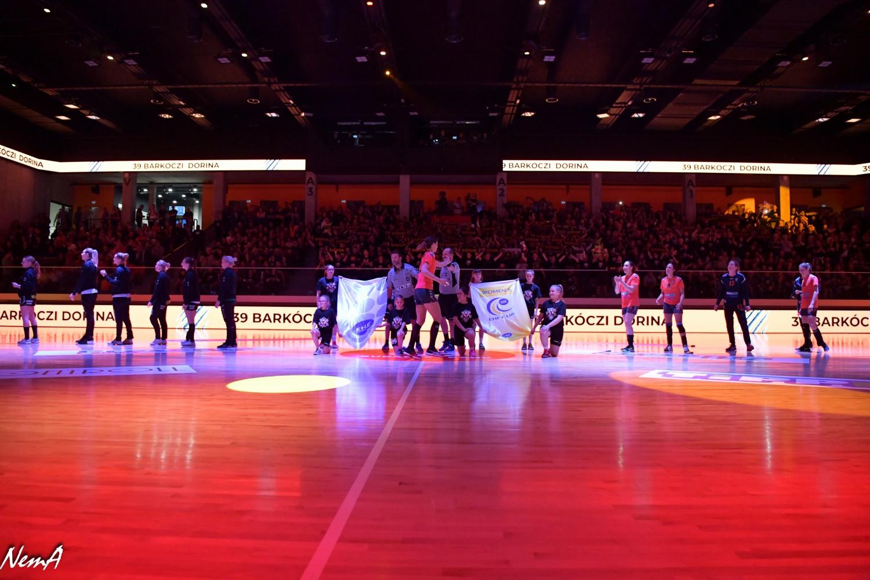 EHF-kupa győztes a Siófok KC